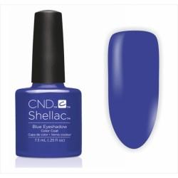 Shellac Blue Eyeshadow