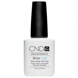Brisa Lite Top Coat - Removable 15 ml