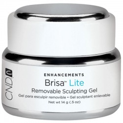 Brisa Lite Sculpting Gel Clear - Removable 14 gr