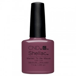 Shellac Married to Mauve
