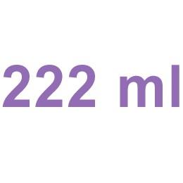 222 ml